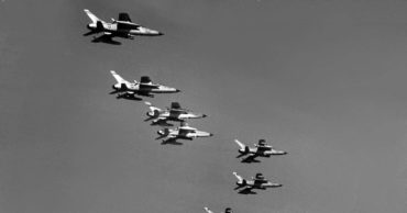 Today in History the Americans began bombing North Vietnam (1965)