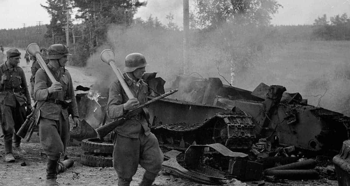 Today in History: The Red Army Invaded East Karelia, Finland (1944)