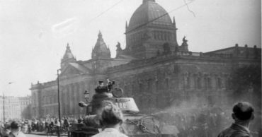 This Day In History: Riots In East Berlin Are Crushed By Soviet Tanks (1953)