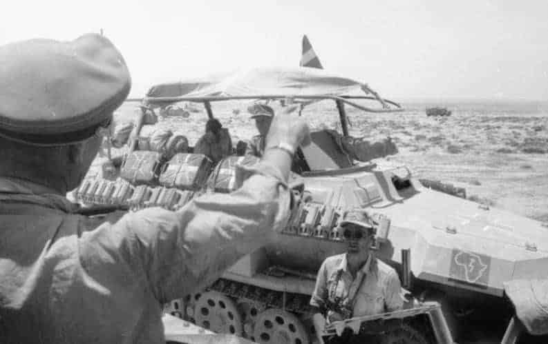 This Day In History; The Allies Surrender to Rommel at Tobruk (1941)