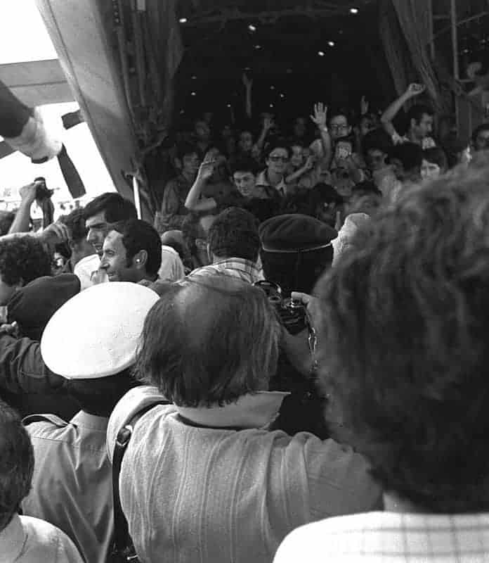 This Day In History: The Entebbe Raid Took Place (1976)