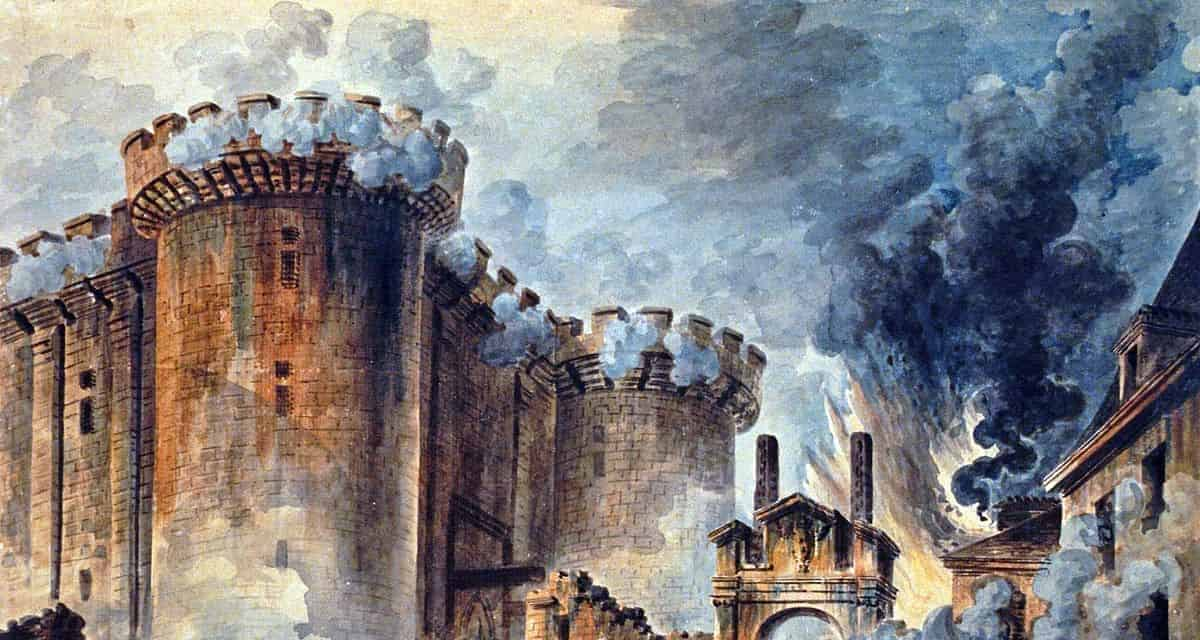 This Day In History: The Fall Of The Bastille.