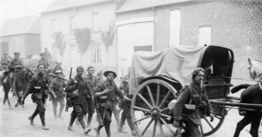 This Day In History: The Battle Of The Somme begins (1916)