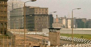 This Day In History: Construction of the Berlin Wall Began (1961)