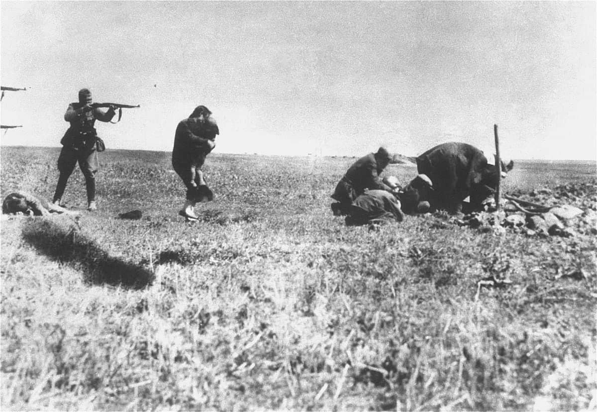 This Day In History: The Babi Yar Massacre Begins (1941)