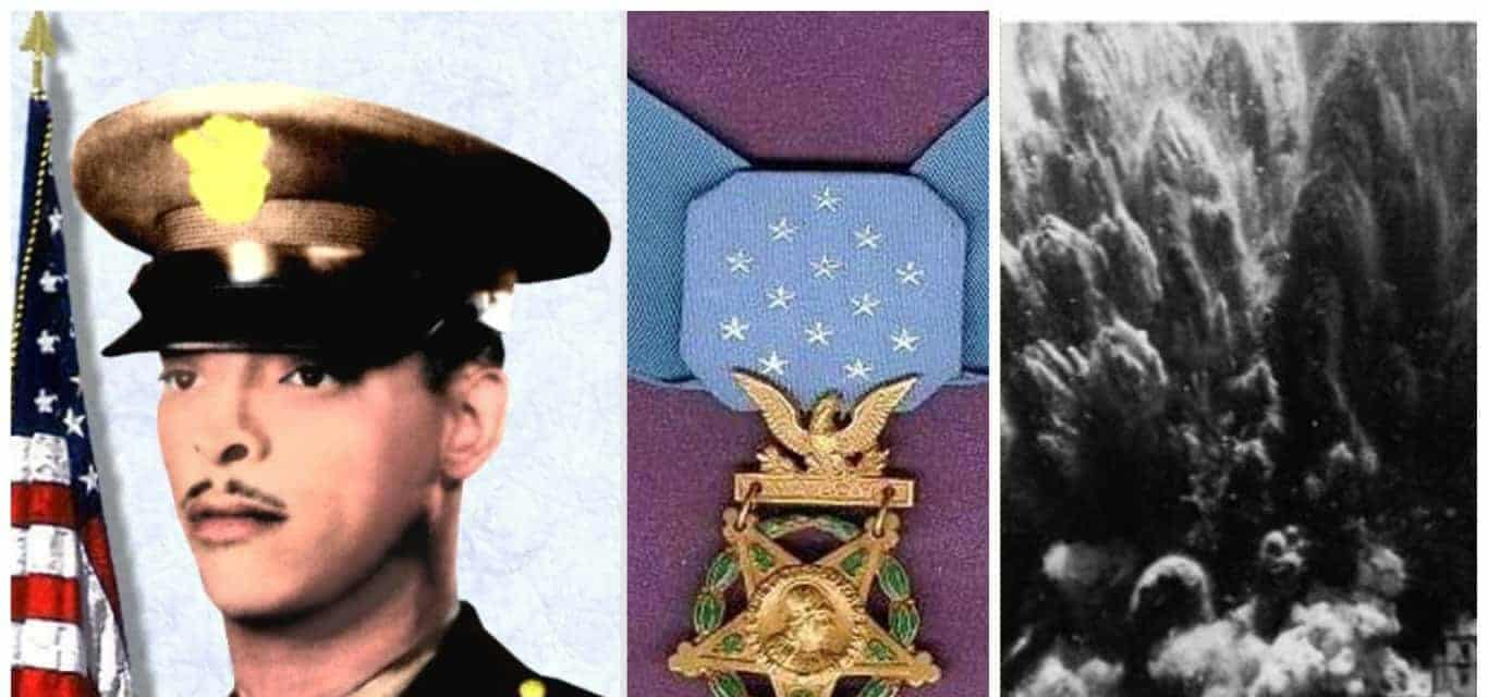 John R. Fox – Called an Artillery Barrage On His Own Unit Location and Got The Medal of Honor