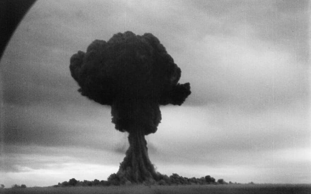This Day In History: The Soviet Union Tested An Atomic Bomb (1949)
