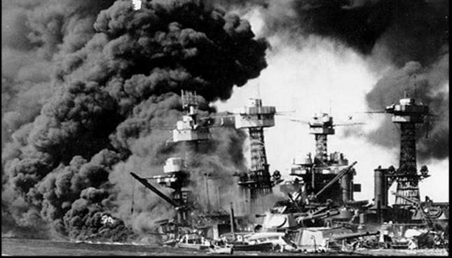 This Day in History: Pearl Harbor Is Bombed (1941)