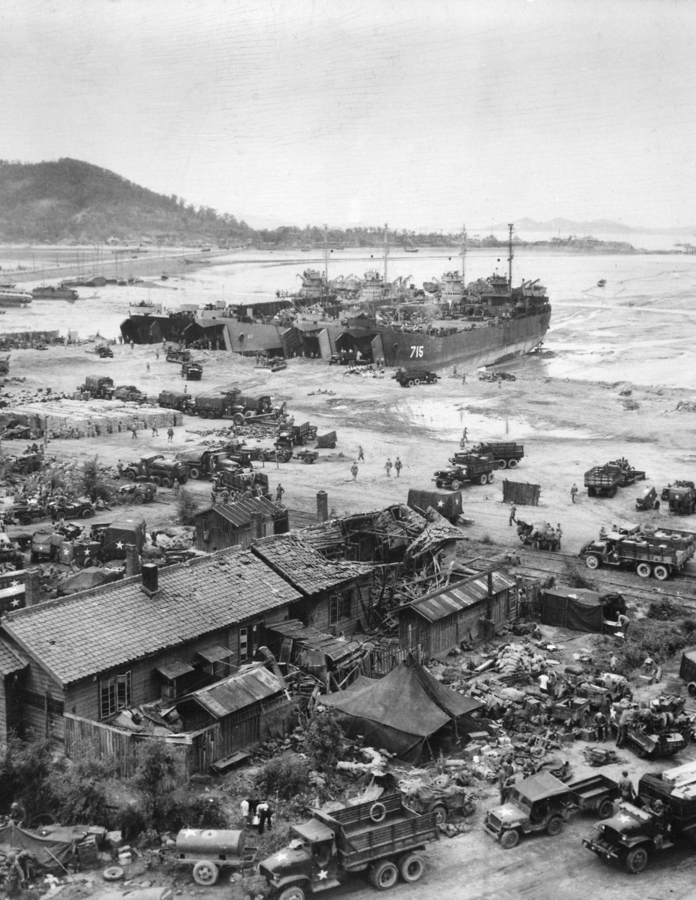 This Day In History: The US Marines Land At Inchon (1950)