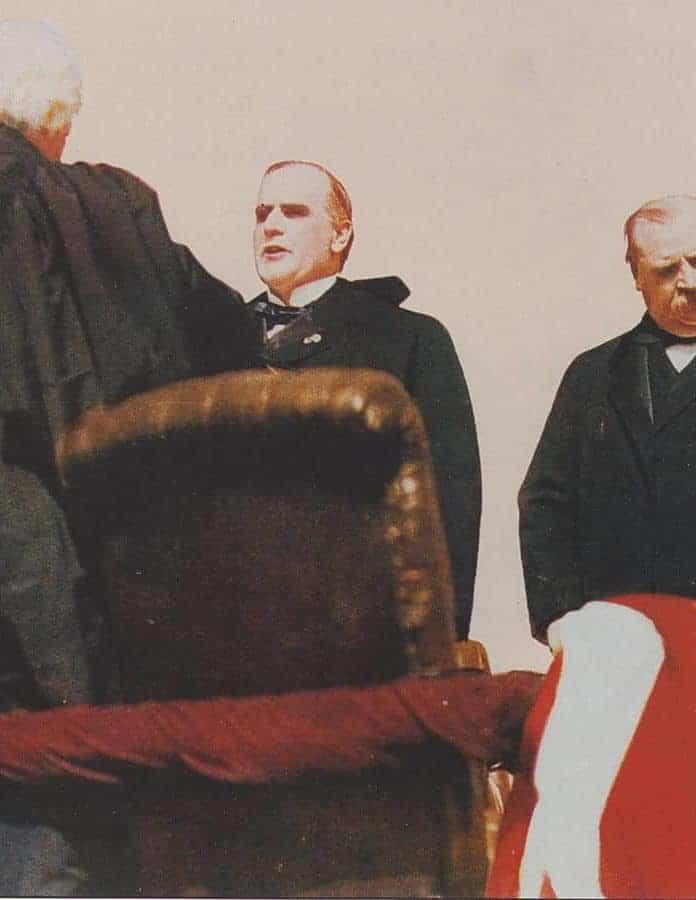 This Day In History: President McKinley Is Shot (1901)