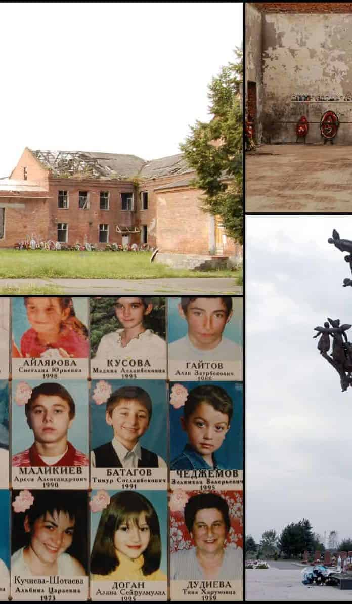 This Day In History: Chechen Rebels Attack A School In Beslan (2004)