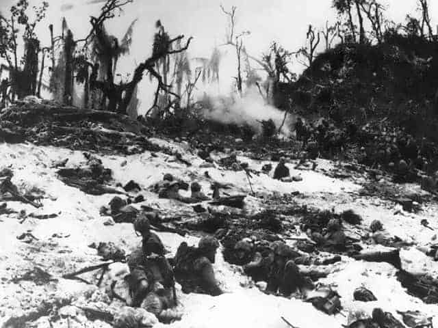 This Day In History: The US Marines Invade the Island of Peleliu (1944)