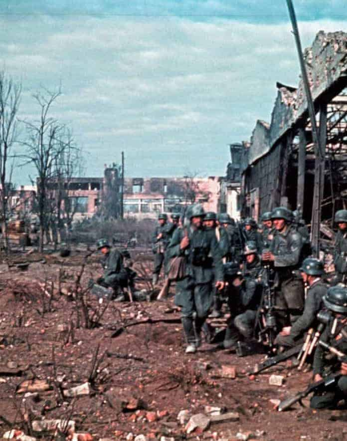 7 of the Deadliest Sieges of World War 2