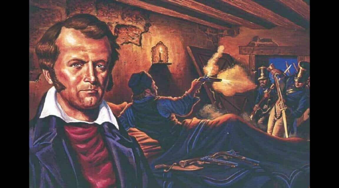 This Day In History: Jim Bowie Used the Bowie Knife For the First Time.
