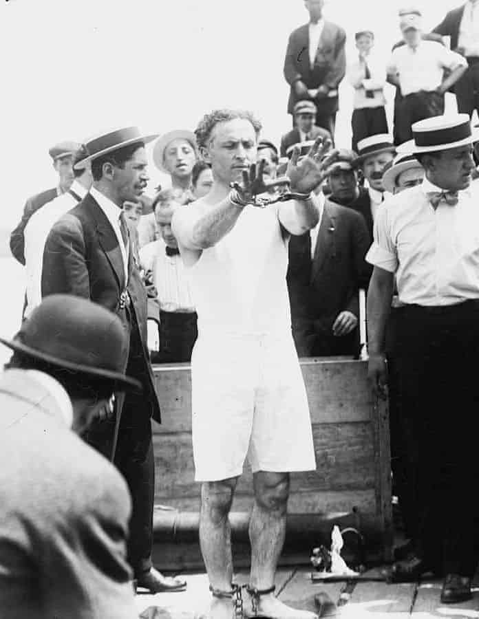 This Day In History: Houdini Died (1926)