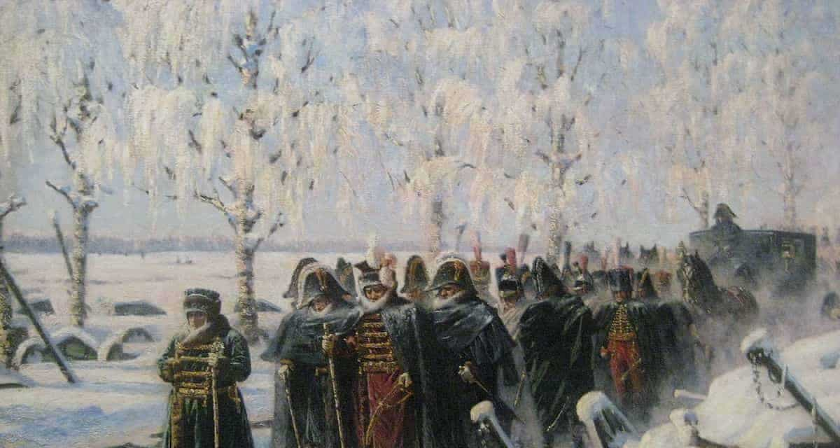 This Day In History: Napoleon Orders His Army to Evacuate Moscow (1812)
