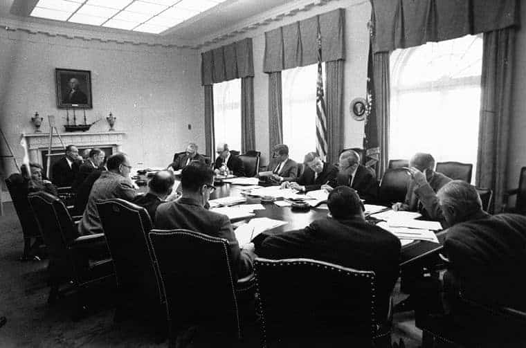 This Day In History: The Cuban Missile Crisis Began (1962)
