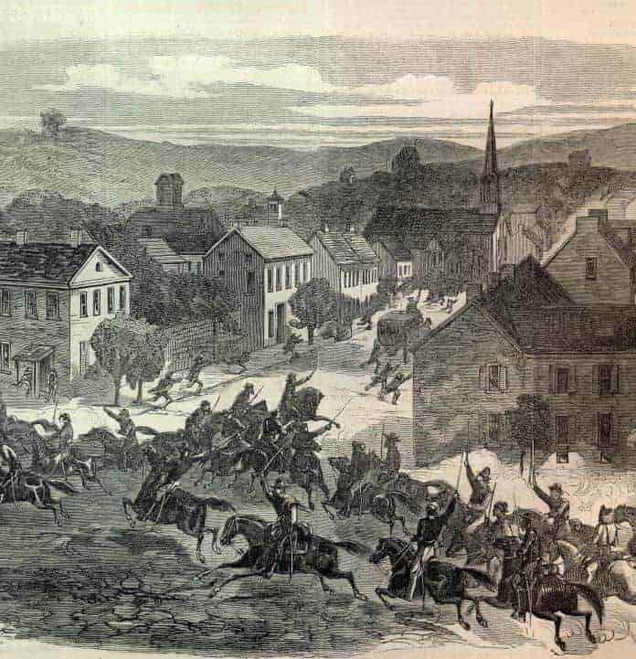 This Day In History: Bloody Bill Anderson Is Killed In Missouri (1864)