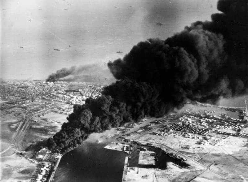 This Day In Histroy: Britain and France Invaded The Suez Canal Zone (1956)