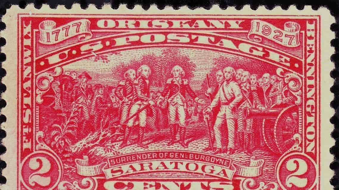 This Day In History: The American Patriots Win the Battle of Saratoga (1777)