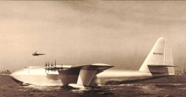 This Day In History: The Spruce Goose Flies for the First And Last Time (1947)