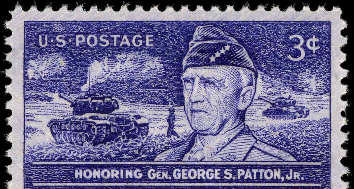 This Day In History: General George Patton Was Born (1885)