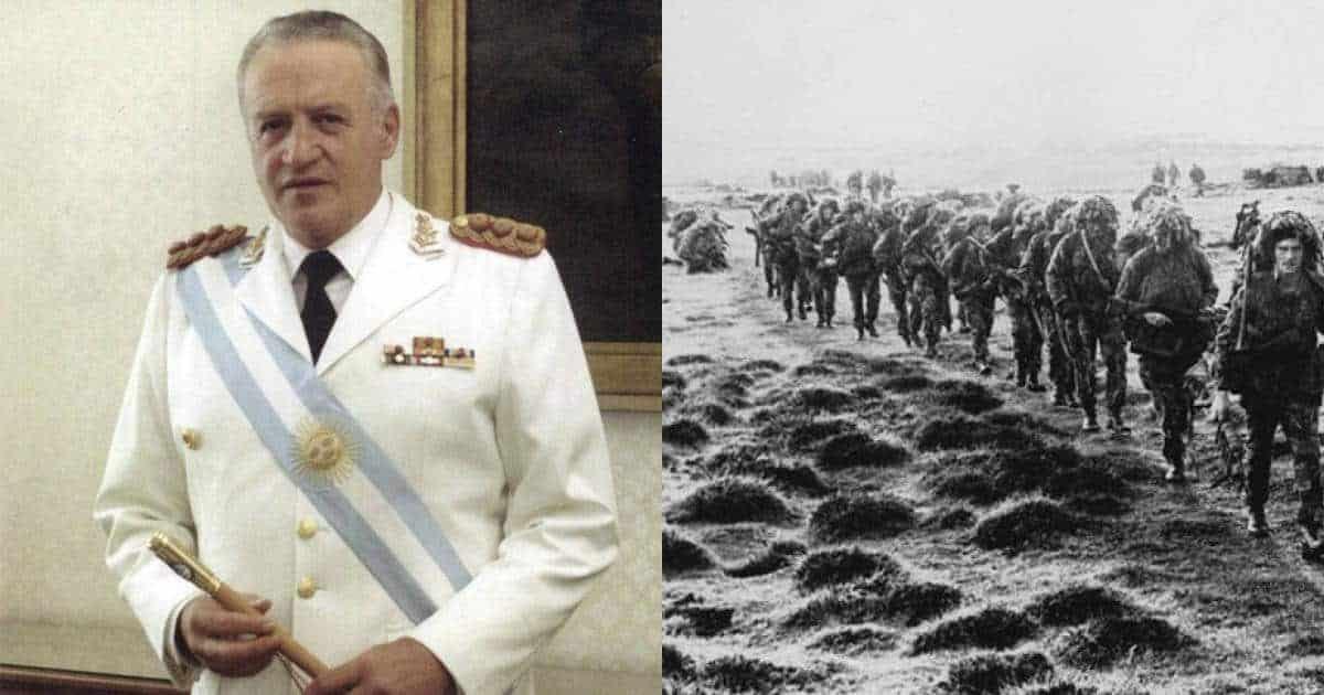 The Man Behind the Failed Plan: How Leopoldo Galtieri Lost the Falklands War