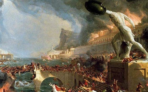 Downfall: 5 Reasons Why the Roman Empire Collapsed
