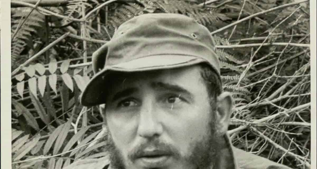 Seven Key Moments in Fidel Castro's Exceptional Life