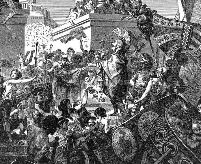 Athens vs. Sparta: How the Second Peloponnesian War Was Won