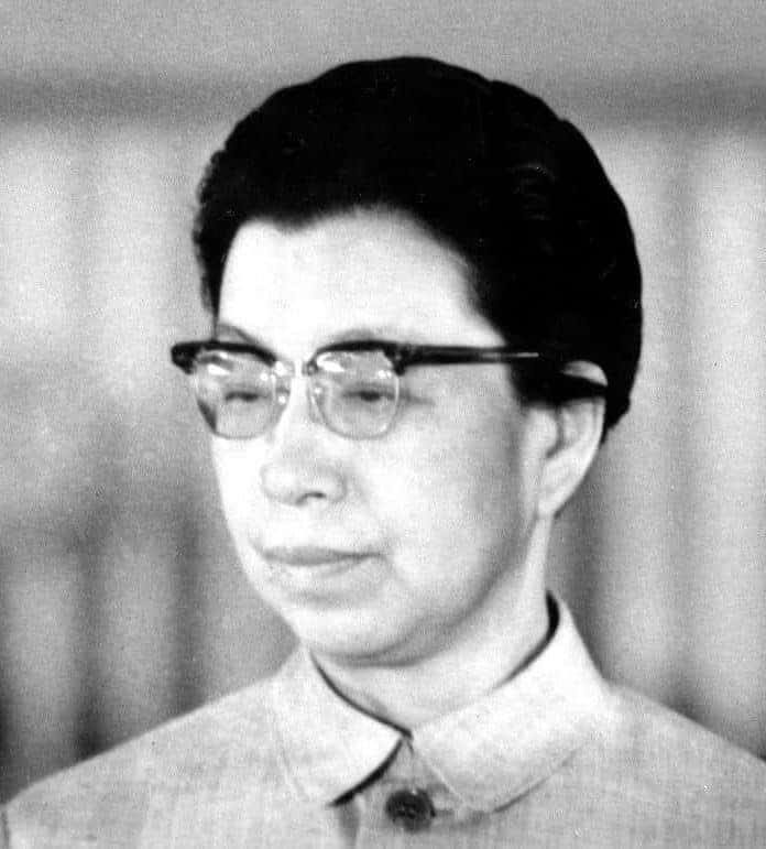 This Day In History: Mao's Widow Is Sentenced To Death (1981)