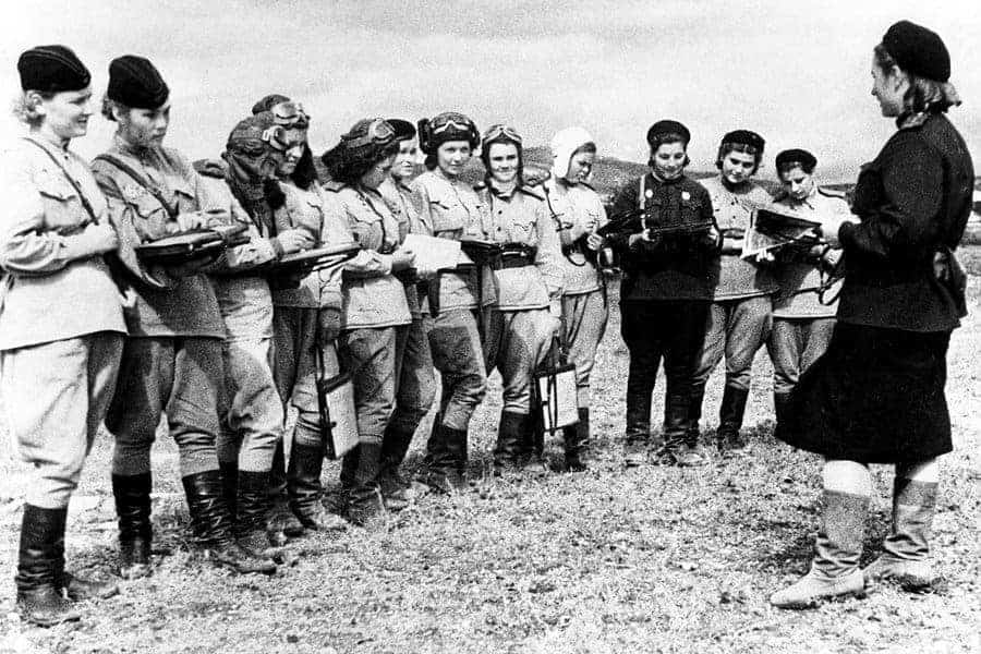 The Night Witches: The Female Russian Bomb Squad that Terrorized the Nazis During WWII