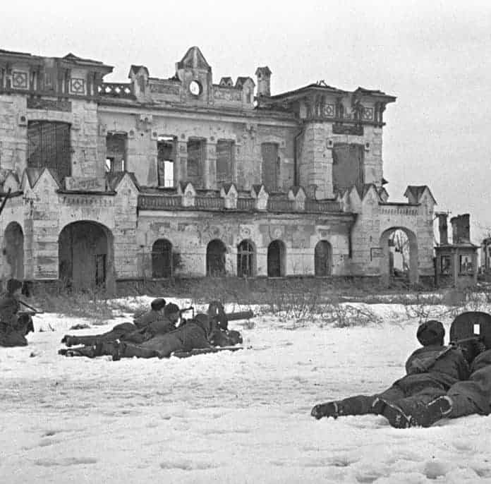 This Day In History: The Soviets Break The Nazi Siege of Leningrad (1944)