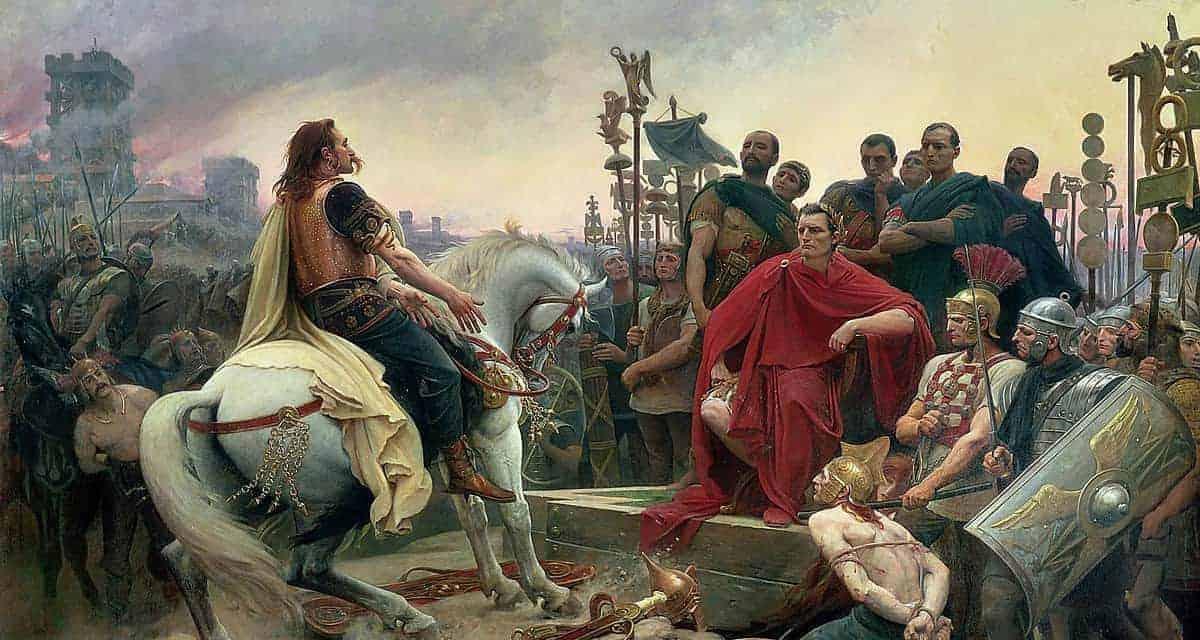 Veni, Vidi, Vici: 5 Greatest Military campaigns of Julius Caesar's Career