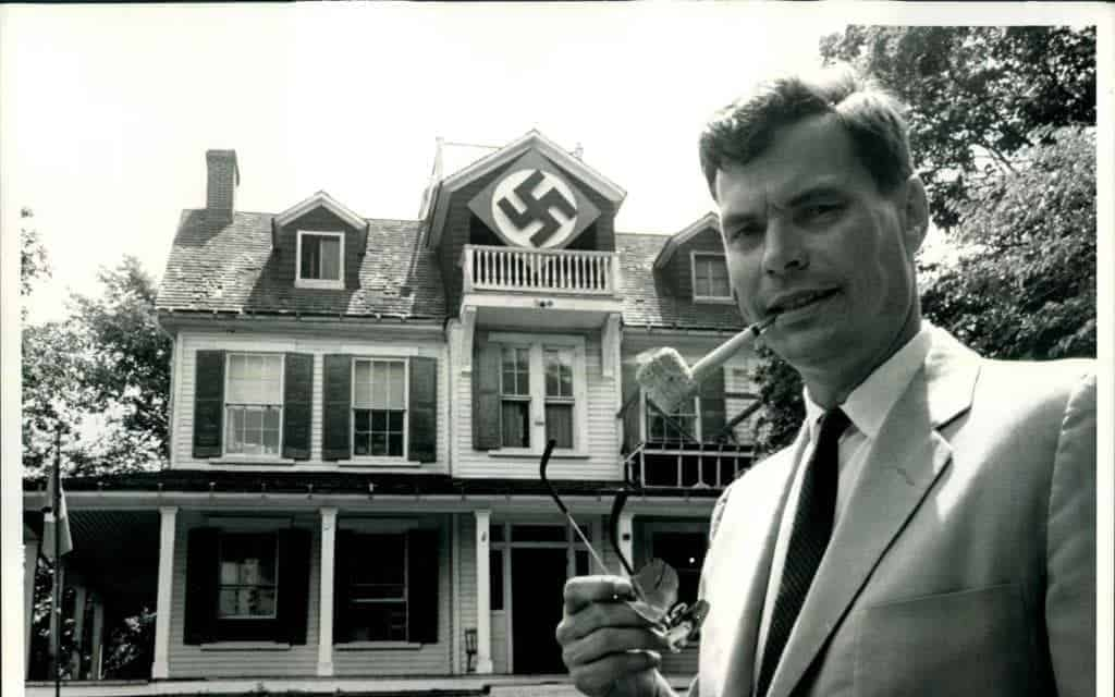 American Nazi: The Life of George Lincoln Rockwell