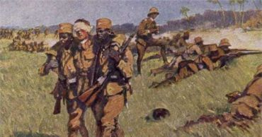 This Day In History: South African Forces Invade German Southwest Africa (1915)