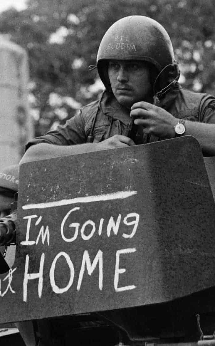 This Day In History: America Formally Ends Its Involvement In The Vietnam War (1973)