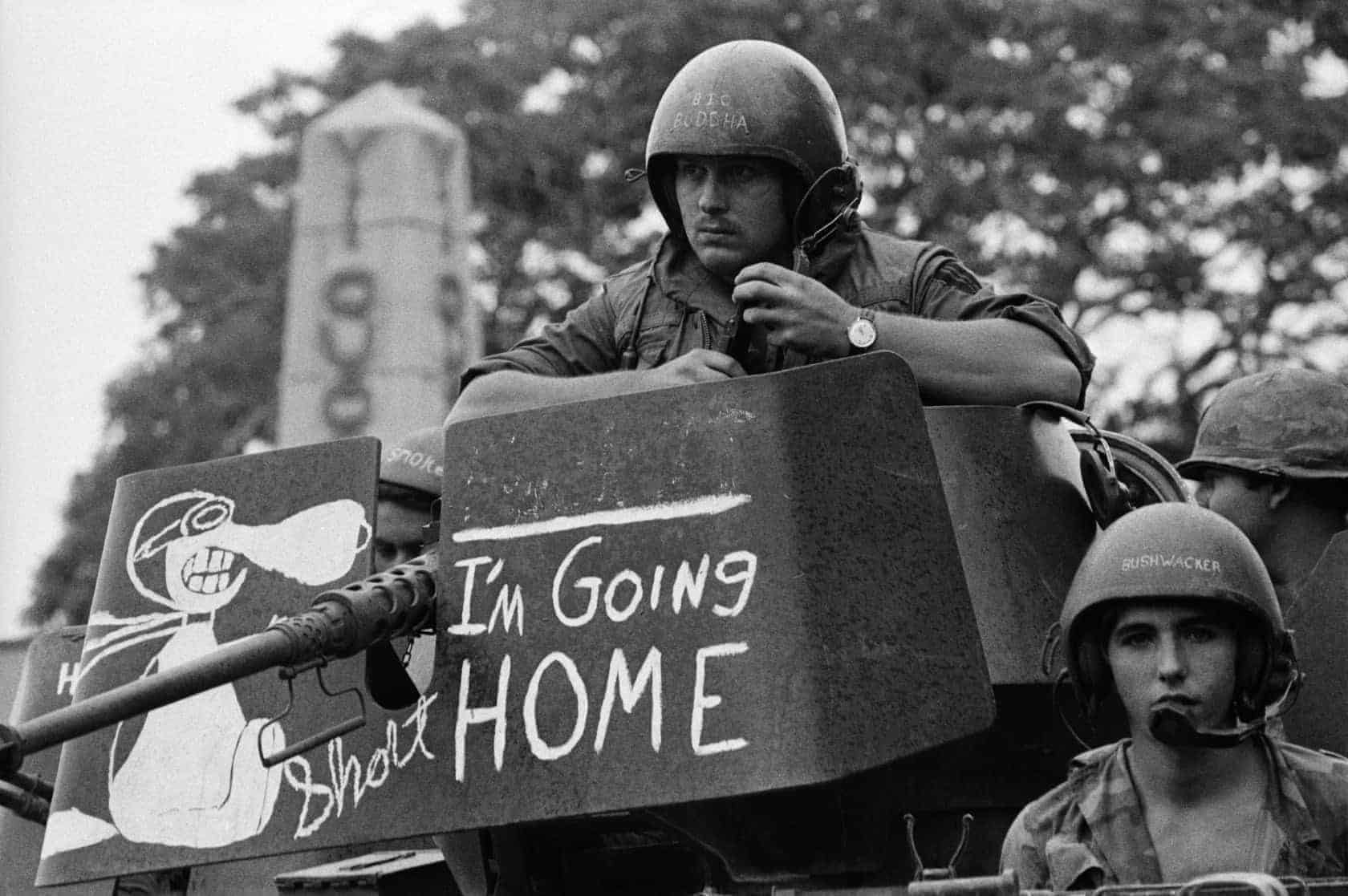 Don McCullin, South Vietnam 1968, printed 2013 | Vietnam