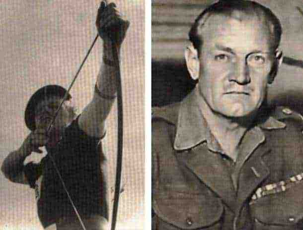 Mad Jack Churchill Fought in WWII With a Bow and Sword