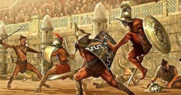A Day in the Life of a Gladiator in Ancient Rome