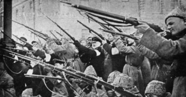 Today In History: The Bourgeois Democratic Revolution Began (1917)
