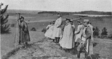 This Day In History: The Winter Battle Of The Masurian Lakes Begins (1915)