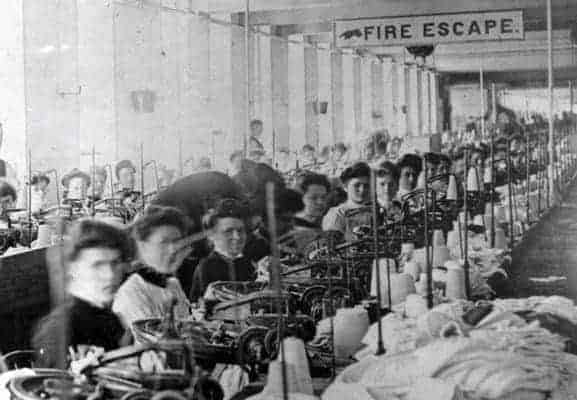 The Tragic Story of NYC's Triangle Shirtwaist Factory Fire