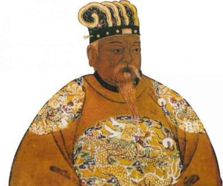 Today In History: Liu Bang Begins 4 Centuries Of Reign As Emperor (202 BC)