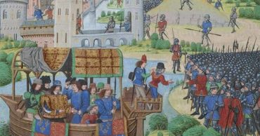 Today In History:  1400, King Richard II Starved To Death In The Tower Of London