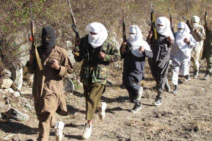 10 of the Most Dangerous Terrorist Groups in the World