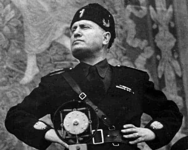 Today In History: Mussolini Founds the Fascist Party (1919)