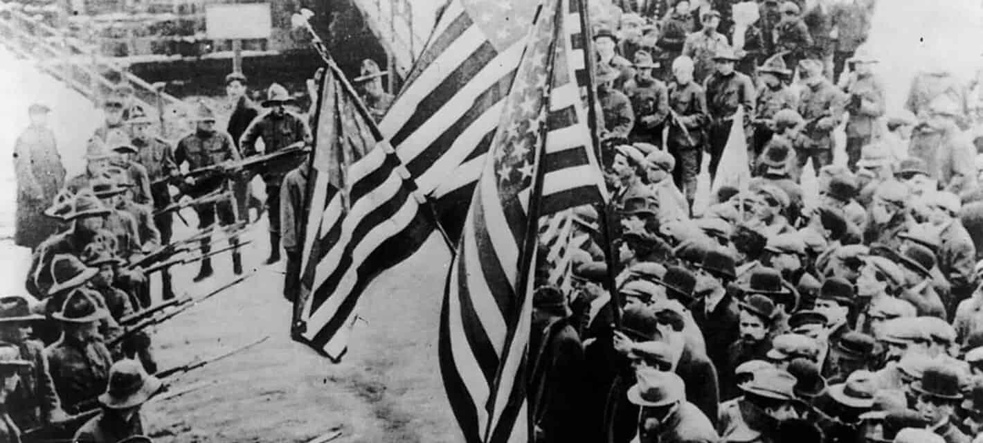 By Strike, Picket, or Boycott: 6 Violent American Labor Protests