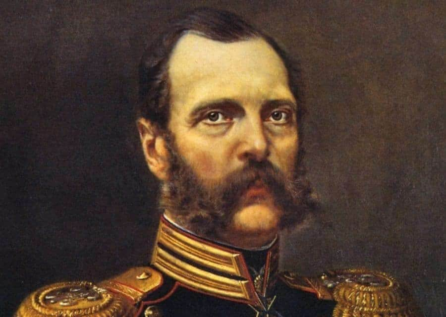 Today In History: Alexander II Frees Russia's Serfs (1861)
