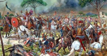 Today In History: The First Siege of Rome Begins (537)